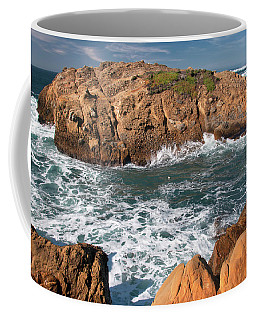 Point Lobos Coffee Mug by Glenn Franco Simmons