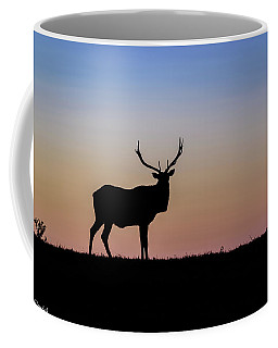 Point Reyes Elk Coffee Mug