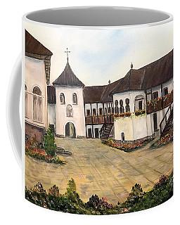Polovragi Monastery - Romania Coffee Mug