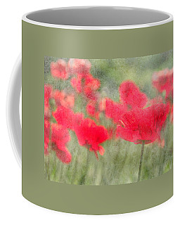 Poppies Coffee Mug by Catherine Alfidi