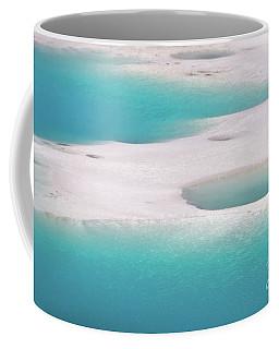 Porcelain Basin Coffee Mug