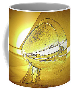 Porsche Mirror Coffee Mug