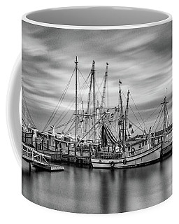 Port Royal Shrimp Boats Coffee Mug