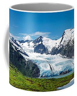 Portage Glacier Coffee Mug