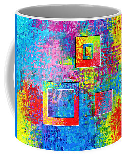 Portals Of Color Coffee Mug