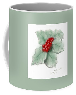 Portland Holly Coffee Mug