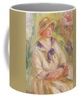 Portrait Of A Woman  Coffee Mug
