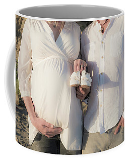 Coffee Mug featuring the photograph Powell Maternity by T Brian Jones