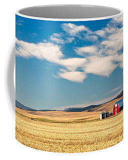 Prairie Red Coffee Mug