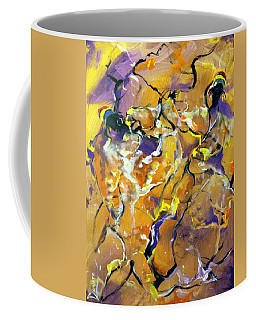 Praise Dance Coffee Mug by Raymond Doward