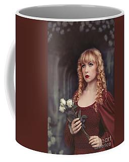 Pre-raphaelite Woman Coffee Mug