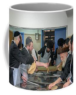 Preparing Matzah, Tel Aviv, Israel Coffee Mug
