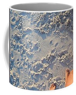 Present Coffee Mug by Beto Machado