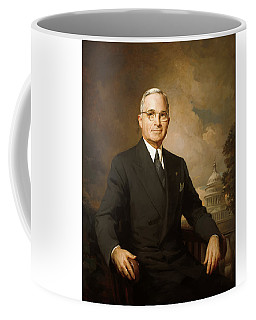 President Harry Truman Coffee Mug