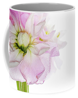 Pretty In Pink Coffee Mug by Rebecca Cozart