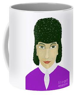 Prince Portrait  Coffee Mug by Fred Jinkins