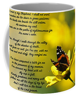 Psalm 23 Coffee Mug