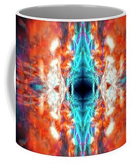Psychedelic Kaleidoscope Coffee Mug