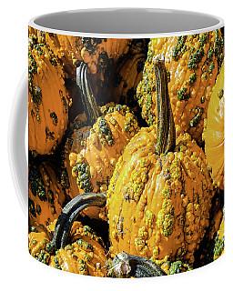 Pumpkins With Warts Coffee Mug