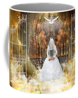 Pure Bride Coffee Mug