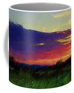 Quebec Sunset Coffee Mug
