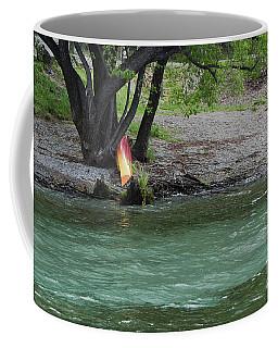 Queenstown New Zealand. Lake Wakatipu. Coffee Mug