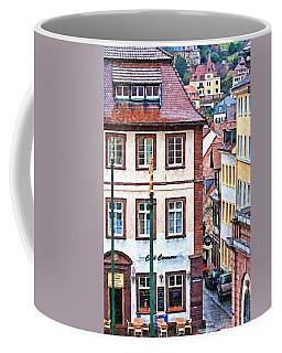 Rainy Day In Heidelberg Coffee Mug