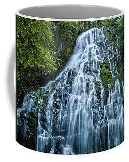Ramona Falls Cascade Coffee Mug