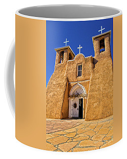 Ranchos De Taos Church  Coffee Mug