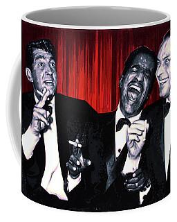 Rat Pack Coffee Mug