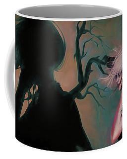 Raven V Coffee Mug