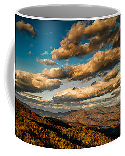 Coffee Mug featuring the photograph Reaching For The Light by Joye Ardyn Durham