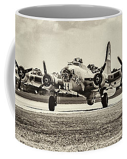 Ready For Take Off Coffee Mug by Chris Smith