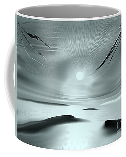 Sparkling In The Sand 2 Coffee Mug