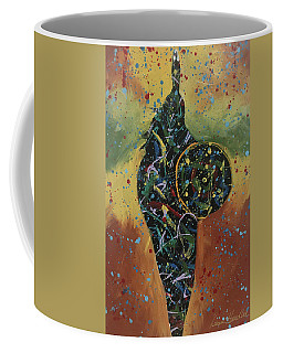 Red Rain Coffee Mug