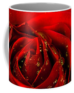 Red Rose 2 Coffee Mug
