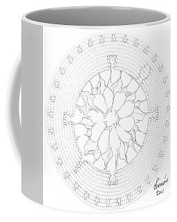 Red Tip Shell Coffee Mug