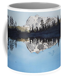 Reflection Lake Coffee Mug