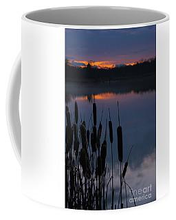 Refuge Sunset Coffee Mug by Nicki McManus