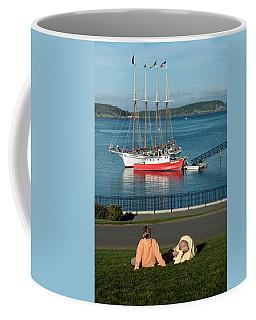 Relaxing On The Coast Coffee Mug