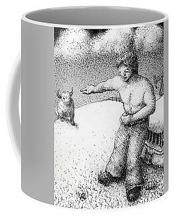 Requiem For A Shit Kicker Coffee Mug