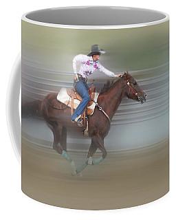 Ride Like The Wind Coffee Mug