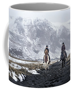 Ride With Me Coffee Mug