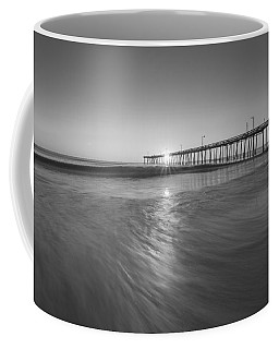Rise And Shine At Nags Head Pier Coffee Mug