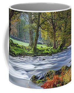 River Llugwy Coffee Mug by Ian Mitchell