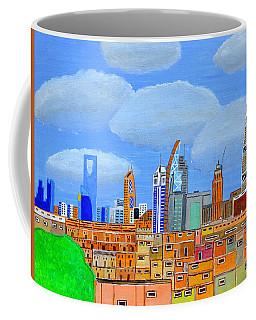Riyadh, Saudi Arabia Coffee Mug