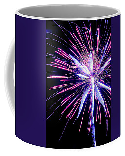 Rockets Glare Coffee Mug by Michael Nowotny