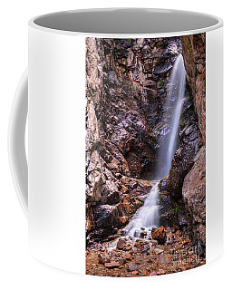 Coffee Mug featuring the photograph Rocky Mouth by Spencer Baugh
