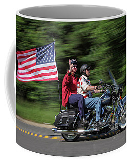 Rolling Thunder Coffee Mug