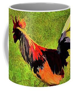 Rooster 4 Coffee Mug